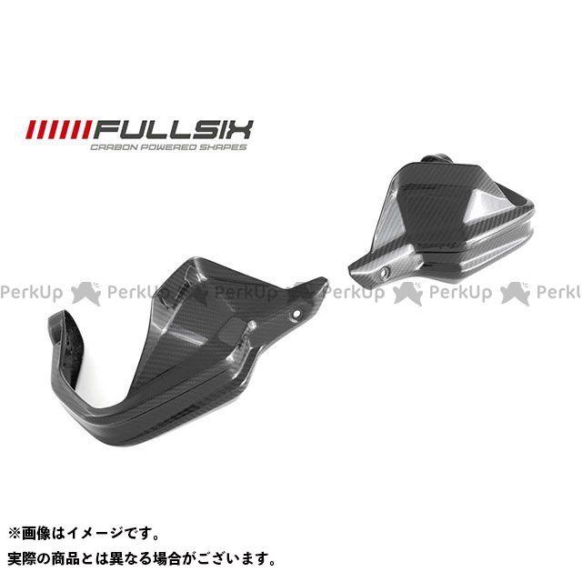 FULLSIX R1200GS ハンドル周辺パーツ R1200GS ハンドガードセット コーティング:クリアコート カーボン繊維の種類:200Plain 平織り フルシックス