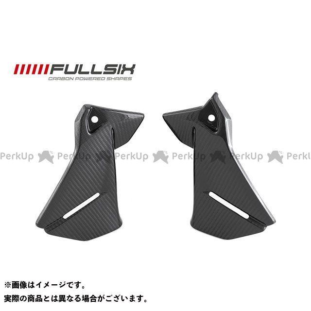 FULLSIX R1200GS カウル・エアロ R1200GS ヘッドライトサイドパネルセット コーティング:クリアコート カーボン繊維の種類:245Twill 綾織り フルシックス