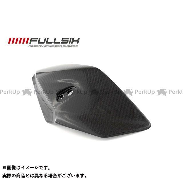 FULLSIX S1000R カウル・エアロ S1000R ヘッドライトサイドカバー(右) コーティング:マットコート カーボン繊維の種類:245Twill 綾織り フルシックス