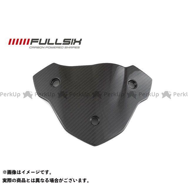 FULLSIX S1000R ドレスアップ・カバー S1000R ヘッドライトフェアリングカバー コーティング:クリアコート カーボン繊維の種類:200Plain 平織り フルシックス