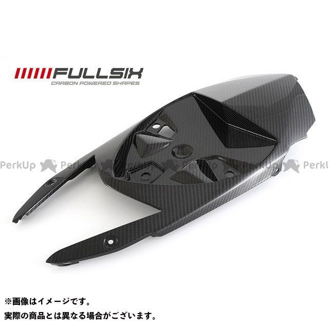 FULLSIX S1000R カウル・エアロ S1000RR シートアンダーパネル コーティング:クリアコート カーボン繊維の種類:245Twill 綾織り フルシックス