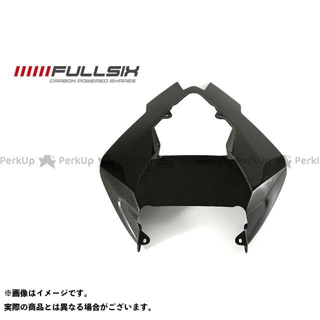 FULLSIX S1000RR カウル・エアロ S1000RR シートカウル コーティング:マットコート カーボン繊維の種類:245Twill 綾織り フルシックス