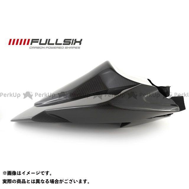 FULLSIX S1000RR カウル・エアロ S1000RR シートカウル モノコック コーティング:クリアコート カーボン繊維の種類:200Plain 平織り フルシックス