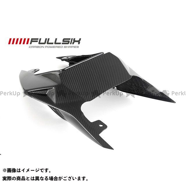 FULLSIX S1000R カウル・エアロ S1000RR シートカウル(NOパットタイプ) コーティング:クリアコート カーボン繊維の種類:200Plain 平織り フルシックス
