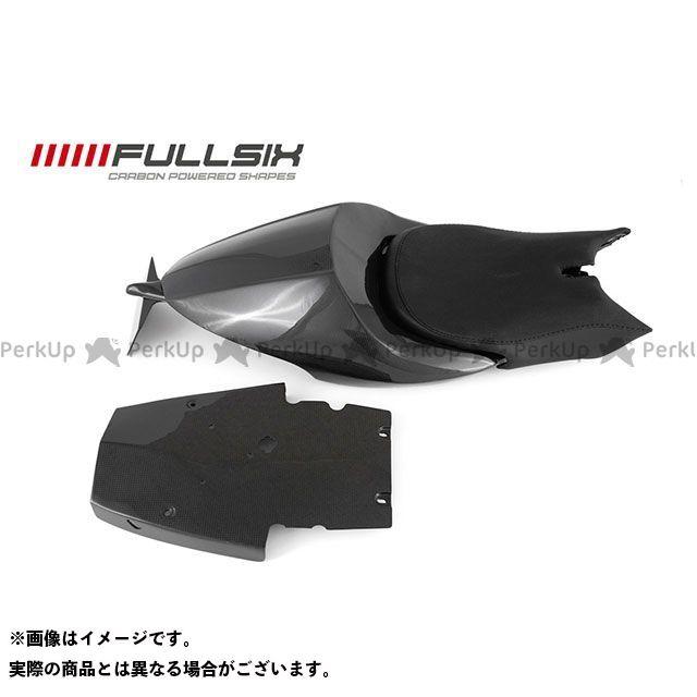 FULLSIX モンスター1100 モンスター696 モンスター796 カウル・エアロ モンスター シートテール ホルダー付 コーティング:クリアコート カーボン繊維の種類:245Twill 綾織り フルシックス