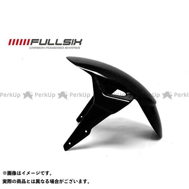 FULLSIX モンスター その他 フェンダー モンスター フロントフェンダー コーティング:マットコート カーボン繊維の種類:200Plain 平織り フルシックス