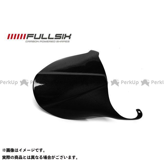 FULLSIX モンスター その他 フェンダー モンスター リアフェンダー コーティング:クリアコート カーボン繊維の種類:200Plain 平織り フルシックス