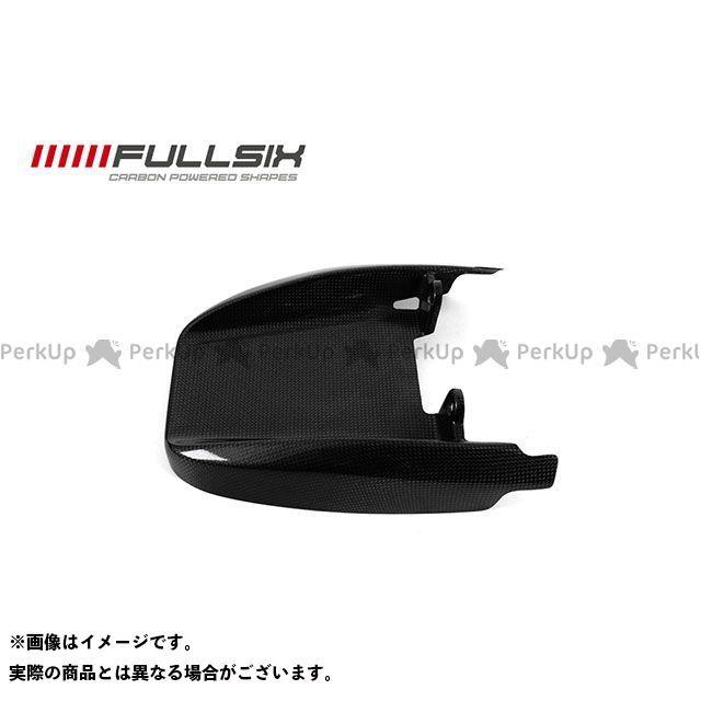 FULLSIX モンスター その他 ドレスアップ・カバー モンスター リアプロテクション コーティング:クリアコート カーボン繊維の種類:245Twill 綾織り フルシックス