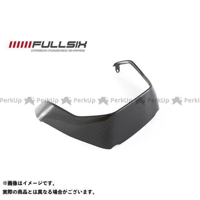 FULLSIX モンスター1200 カウル・エアロ モンスター1200 アンダーパネル コーティング:クリアコート カーボン繊維の種類:245Twill 綾織り フルシックス