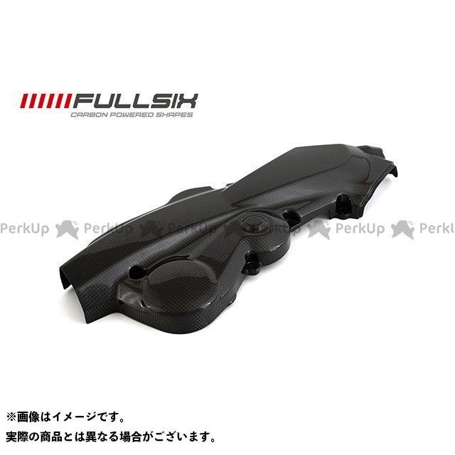 フルシックス FULLSIX ドレスアップ・カバー 外装 FULLSIX モンスター1200 モンスター821 ドレスアップ・カバー モンスター1200 タイミングベルトカバー クリアコート 200Plain 平織り フルシックス