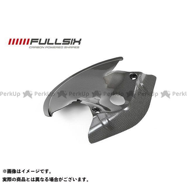 FULLSIX 1199パニガーレ 899パニガーレ カウル・エアロ 1199 アッパーカウルマッドフラップ(レース) コーティング:クリアコート カーボン繊維の種類:245Twill 綾織り フルシックス