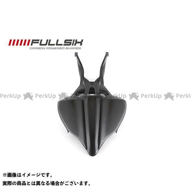 FULLSIX 1299パニガーレ 959 パニガーレ カウル・エアロ 1299 モノコックシートレール一体カウル(レース) コーティング:クリアコート カーボン繊維の種類:200Plain 平織り フルシックス