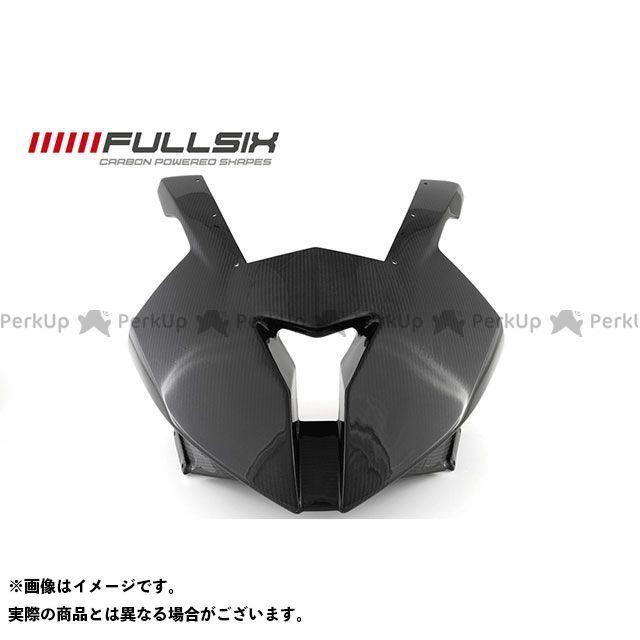 FULLSIX S1000RR カウル・エアロ S1000RR アッパーカウル(レース用) コーティング:マットコート カーボン繊維の種類:245Twill 綾織り フルシックス