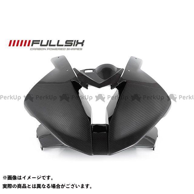 FULLSIX S1000RR カウル・エアロ S1000RR アッパーカウル(レース用) コーティング:クリアコート カーボン繊維の種類:245Twill 綾織り フルシックス