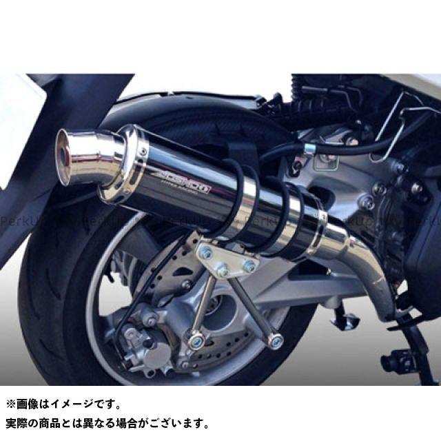 JOSHO1HYPERRACING PCX125 マフラー本体 Colpend Exhaust SC(コルペンドエキゾースト エスシー) 政府認証マフラー サイレンサー:ブラック ジョウショウワンハイパーレーシング
