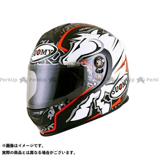 SUOMY スオーミー フルフェイスヘルメット SR SPORT DVIZIOSO NB(エスアールスポーツ・ドヴィジオーゾ NB) 日本特別仕様 M/57-58cm
