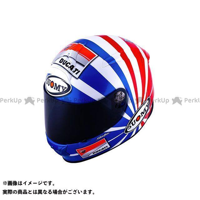 SUOMY スオーミー フルフェイスヘルメット SR SPORT DVIZIOSO STALLION(エスアールスポーツ・ドヴィジオーゾ スタリオン) 日本特別仕様 L/59-60cm