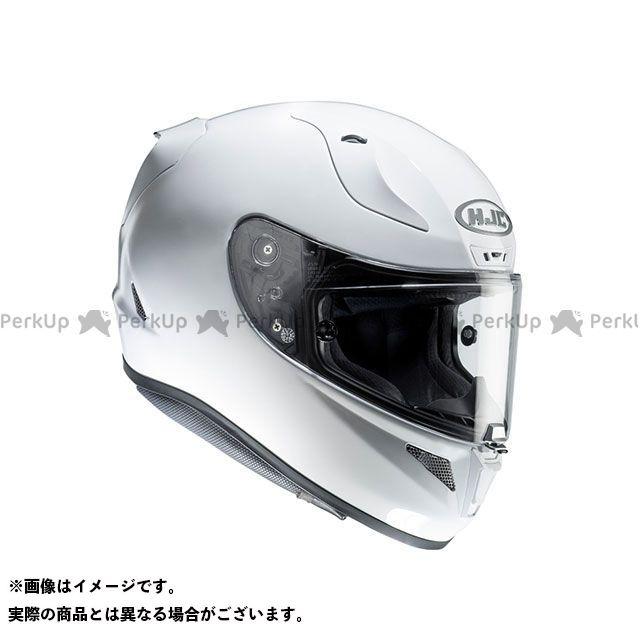 送料無料 HJC エイチジェイシー フルフェイスヘルメット HJH103 RPHA 11 ソリッド パール ホワイト XL/61-62cm