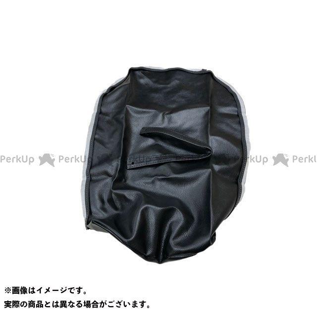 ALBA ゼファー750 シート関連パーツ 国産シートカバー(黒) 張替タイプ アルバ