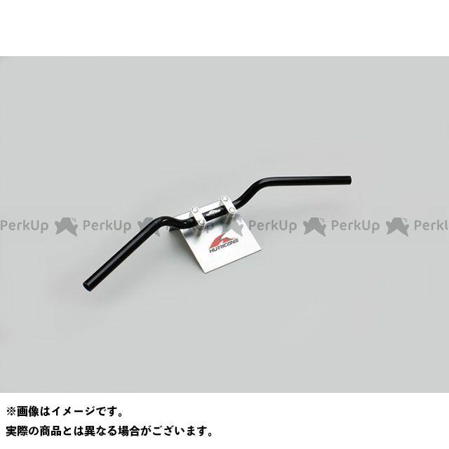 【無料雑誌付き】HURRICANE GB250クラブマン ハンドル関連パーツ BMコンチ1型 ハンドルセット カラー:ブラック ハリケーン