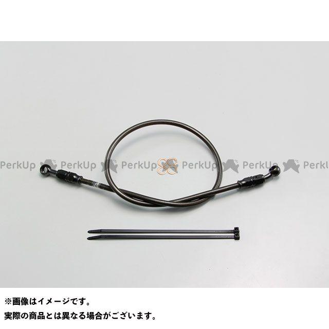 ハリケーン HURRICANE ブレーキホース・ケーブル類 SURE SYSTEM LINE Mタイプ 110cm ブラック