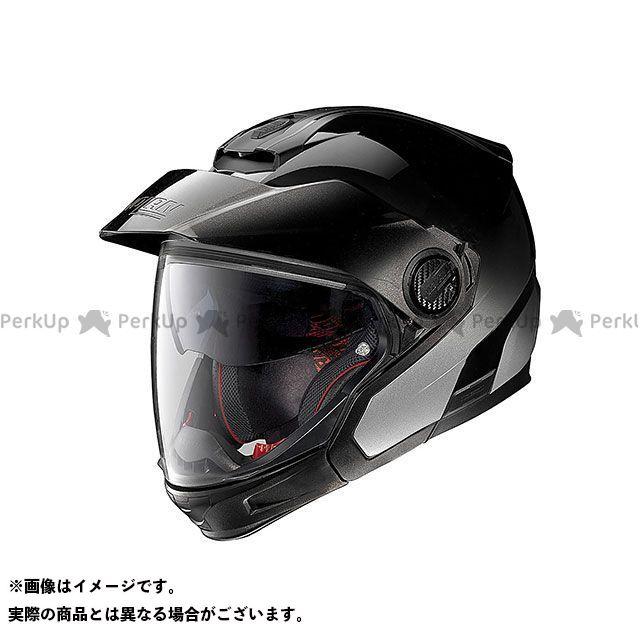 送料無料 NOLAN ノーラン システムヘルメット(フリップアップ) N405GT フェードシルバー/18 M/57-58cm