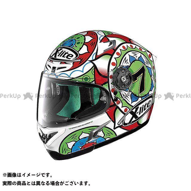 送料無料 X-lite エックスライト フルフェイスヘルメット X-802RR デイビス イモラ/112 XL/61-62cm
