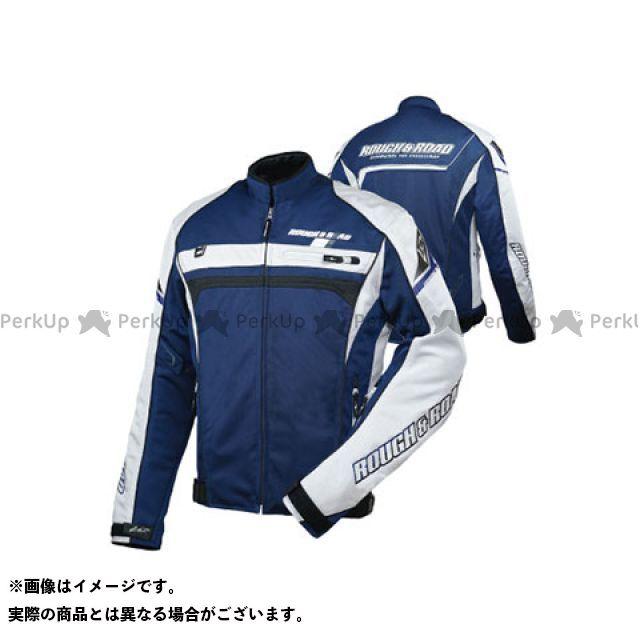 ラフアンドロード ジャケット RR7331 フルメッシュジャケットFP カラー:ネイビー サイズ:M ラフ&ロード