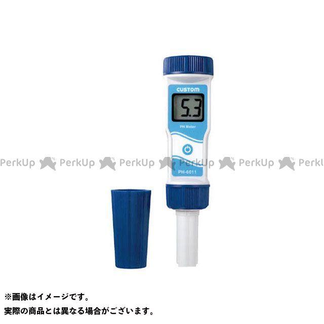 カスタム 計測機器 PH-6011 防水PH計 custom