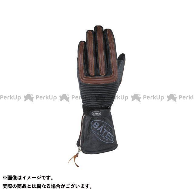 BATES レザーグローブ BAG-009T レザーグローブ カラー:ブラウン サイズ:M ベイツ