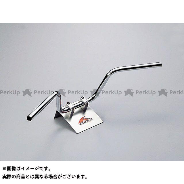 送料無料 HURRICANE エストレヤ ハンドル関連パーツ ヨーロピアン4型 ハンドルセット(クロームメッキ)