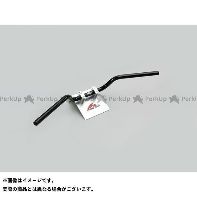 【無料雑誌付き】HURRICANE Z250 ハンドル関連パーツ ヨーロピアン1型 ハンドルセット カラー:ブラック ハリケーン