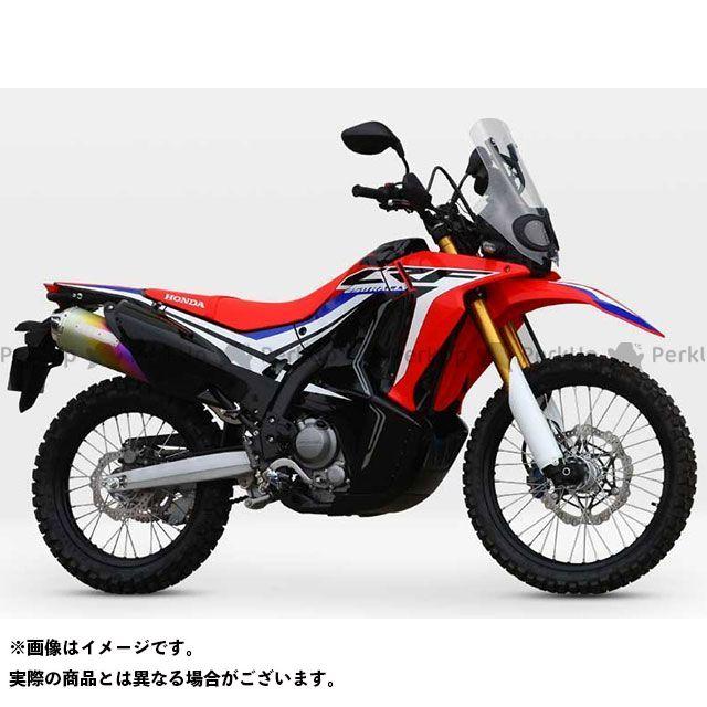 【エントリーで更にP5倍】MORIWAKI CRF250L CRF250M CRF250ラリー マフラー本体 MX マフラー タイプ:ANO(アノダイズドチタン) モリワキ