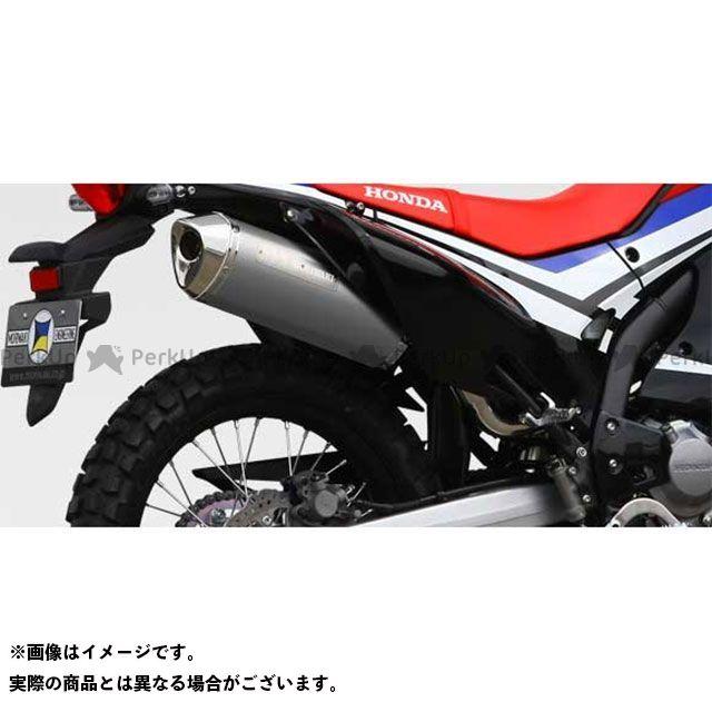 MORIWAKI CRF250L CRF250M CRF250ラリー マフラー本体 MX スリップオンマフラー タイプ:WT(ホワイトチタン) モリワキ