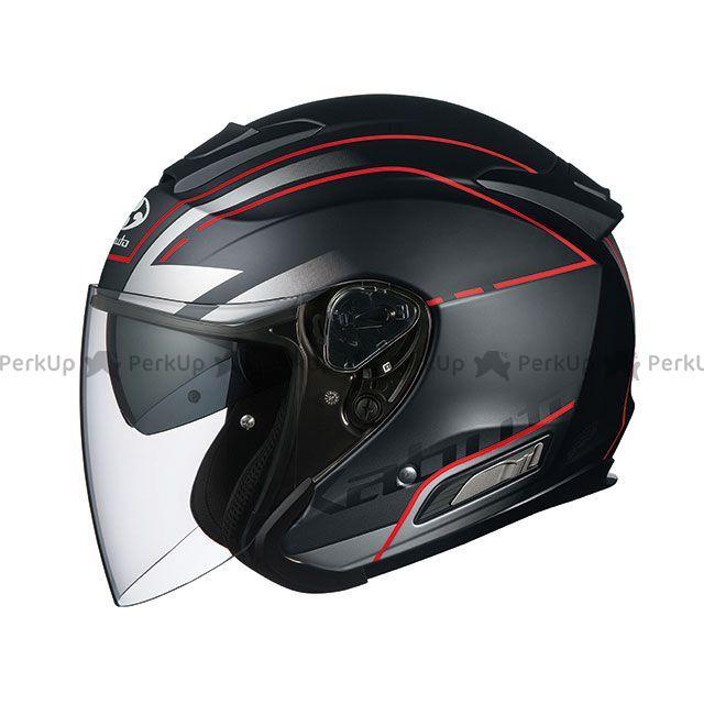 送料無料 OGK KABUTO オージーケーカブト ジェットヘルメット ASAGI BEAM(アサギ ビーム) フラットブラック L/59-60cm未満