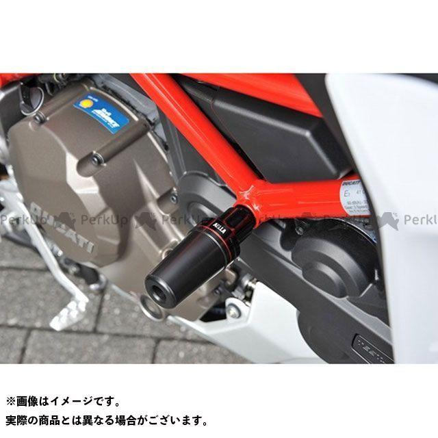 AELLA ムルティストラーダ1200 スライダー類 フレームスライダー アエラ
