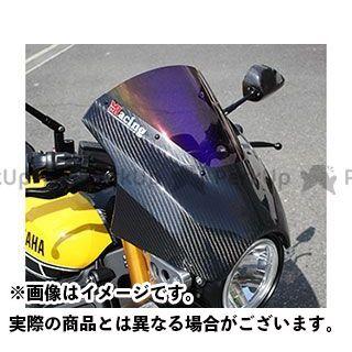 【特価品】Magical Racing XSR900 カウル・エアロ アッパーカウル 材質:綾織りカーボン製 カラー:スモーク マジカルレーシング
