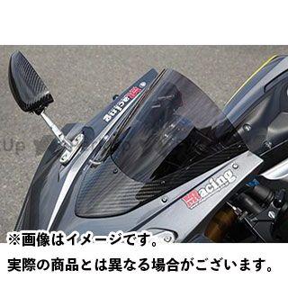 【エントリーでポイント10倍】 マジカルレーシング CBR250RR スクリーン関連パーツ カーボントリムスクリーン 平織りカーボン製 クリア