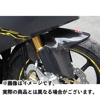 Magical Racing CBR250RR フェンダー フロントフェンダー 綾織りカーボン製 マジカルレーシング