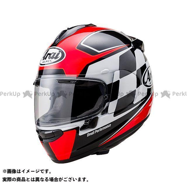 アライ ヘルメット Arai フルフェイスヘルメット VECTOR-X FINISH(ベクターX・フィニッシュ) レッド 61-62cm
