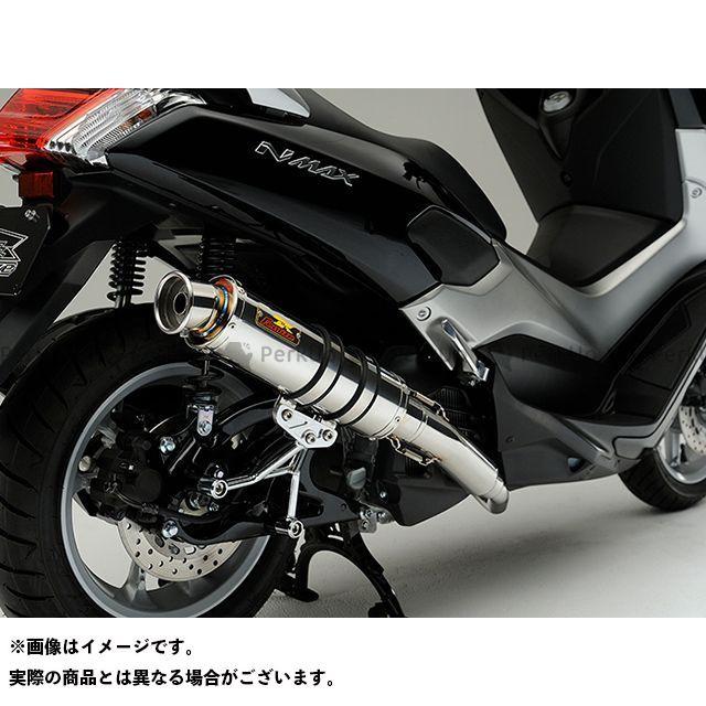 Realize Racing エヌマックス125 マフラー本体 EXIST 材質:SUS(ステンレス) リアライズ