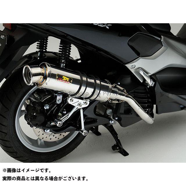 Realize Racing エヌマックス125 マフラー本体 Blink 材質:SUS(ステンレス) リアライズ