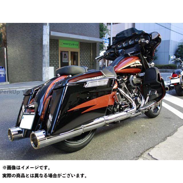 MOTOR STAGE マフラー本体 ブラスバズーカ エンド長/STD モーターステージ