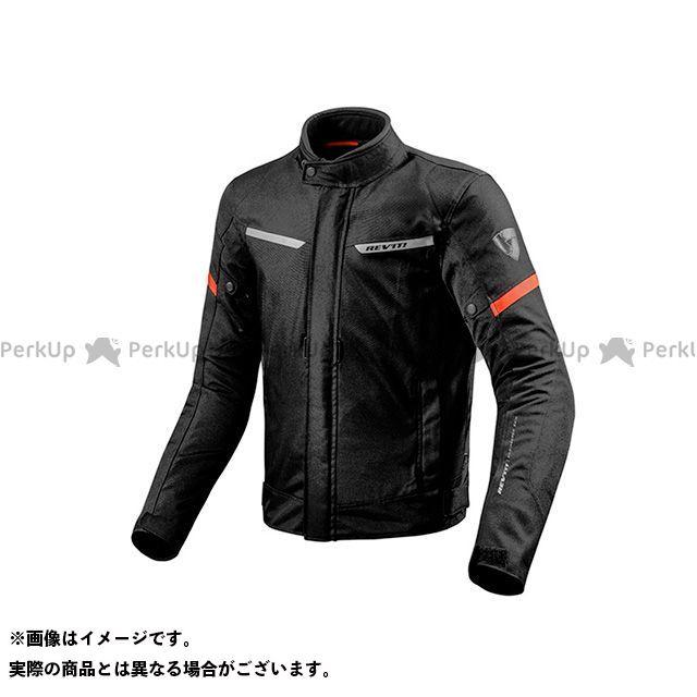 レブイット ジャケット FJT222 ルシード テキスタイルジャケット カラー:ブラック×レッド サイズ:L REVIT