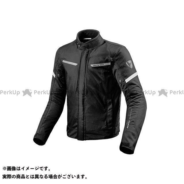レブイット ジャケット FJT222 ルシード テキスタイルジャケット カラー:ブラック×ホワイト サイズ:S REVIT