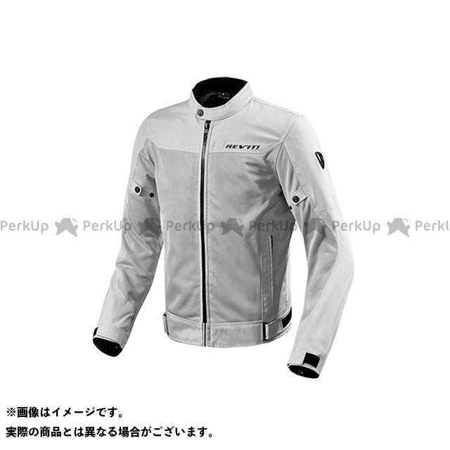 レブイット ジャケット FJT223 エクリプス テキスタイル ジャケット カラー:シルバー サイズ:M REVIT