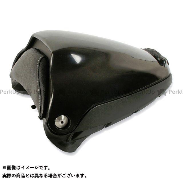 Sargent ツーリング用ボックス ストレージポッド バックレスト:ブラック 仕様:塗装用 サージェント