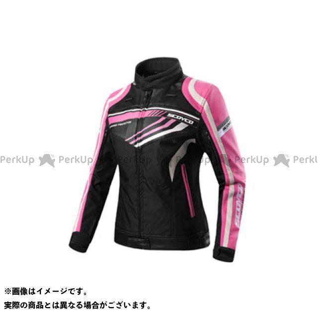 SCOYCO ジャケット JK37W SOFT WIND レディースサイズ カラー:ピンク サイズ:レディースL スコイコ