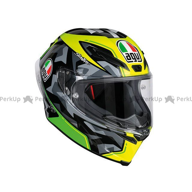 送料無料 AGV エージーブイ フルフェイスヘルメット CORSA R ESPARGARO 2016 XL/61-62cm