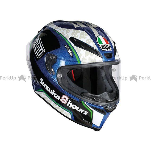 送料無料 AGV エージーブイ フルフェイスヘルメット CORSA R ESPARGARO 8H SUZUKA 2015 XL/61-62cm
